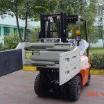 Kína hidraulikusan hatékony targonca-tartozékok többcélú bilincs