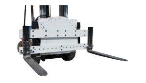 Eladó nagy teherbírású villástargonca rotátor-kiegészítő