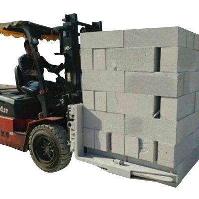 Hidraulikus targonca beton tégla blokk emelő bilincs