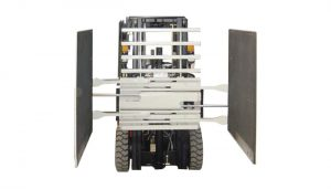 Targoncatartó kartonszorító, 3-as osztály és 1220 * 1420 mm-es karméret