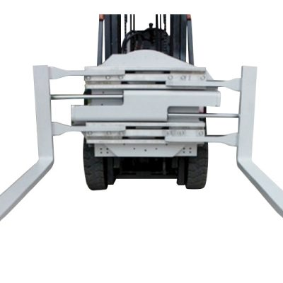 2. osztályú villástargonca-felszerelés forgó villás bilincs, 1220 mm hosszú