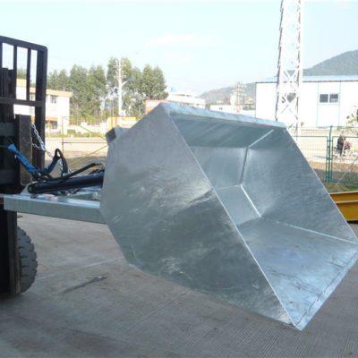 3 tonnás targonca vödörrel, hidraulikus vödör