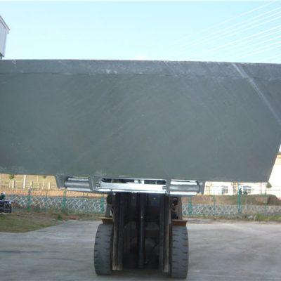 Kiváló minőségű jó anyagvödör targoncához használt OEM-hez