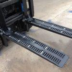 Eladó WF2A1100 típusú targonca kerekes villák