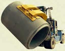 Cementcső tekercsbilincs