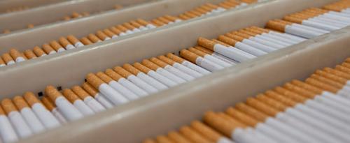 Dohányipar